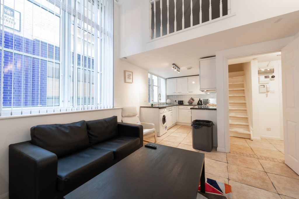 image 4 furnished 1 bedroom Apartment for rent in Farringdon Within, City of London