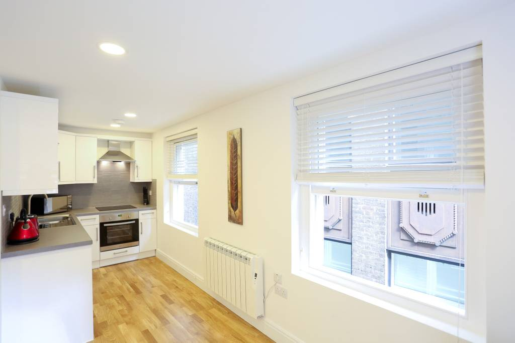 image 6 furnished 1 bedroom Apartment for rent in Farringdon Without, City of London