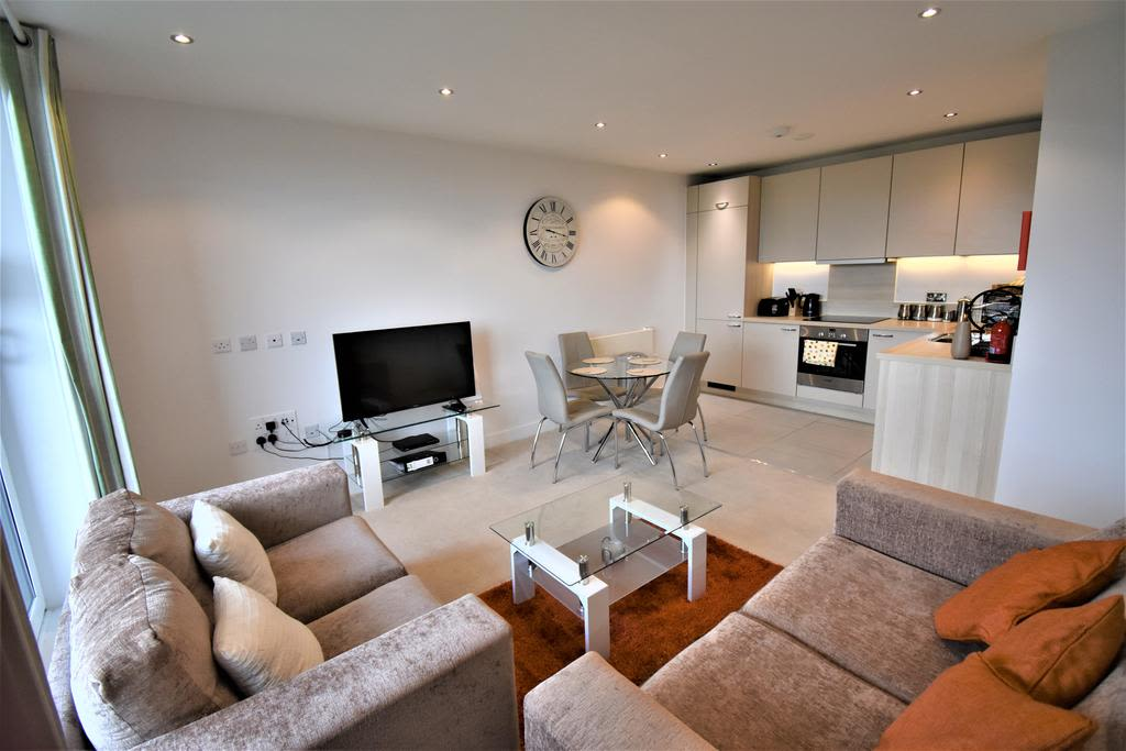 image 5 furnished 2 bedroom Apartment for rent in Whitley, Coventry