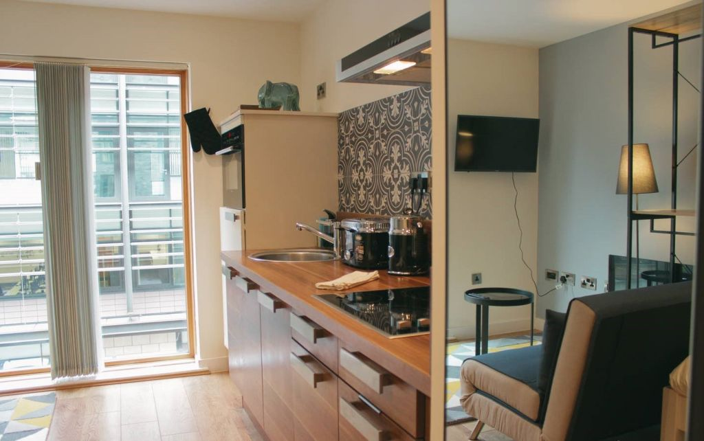 image 1 furnished 1 bedroom Apartment for rent in Sheffield, South Yorkshire