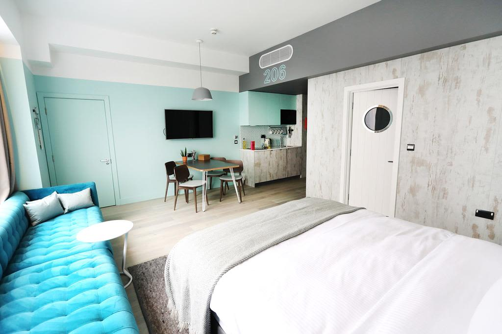 image 2 furnished 1 bedroom Apartment for rent in Southampton, Hampshire