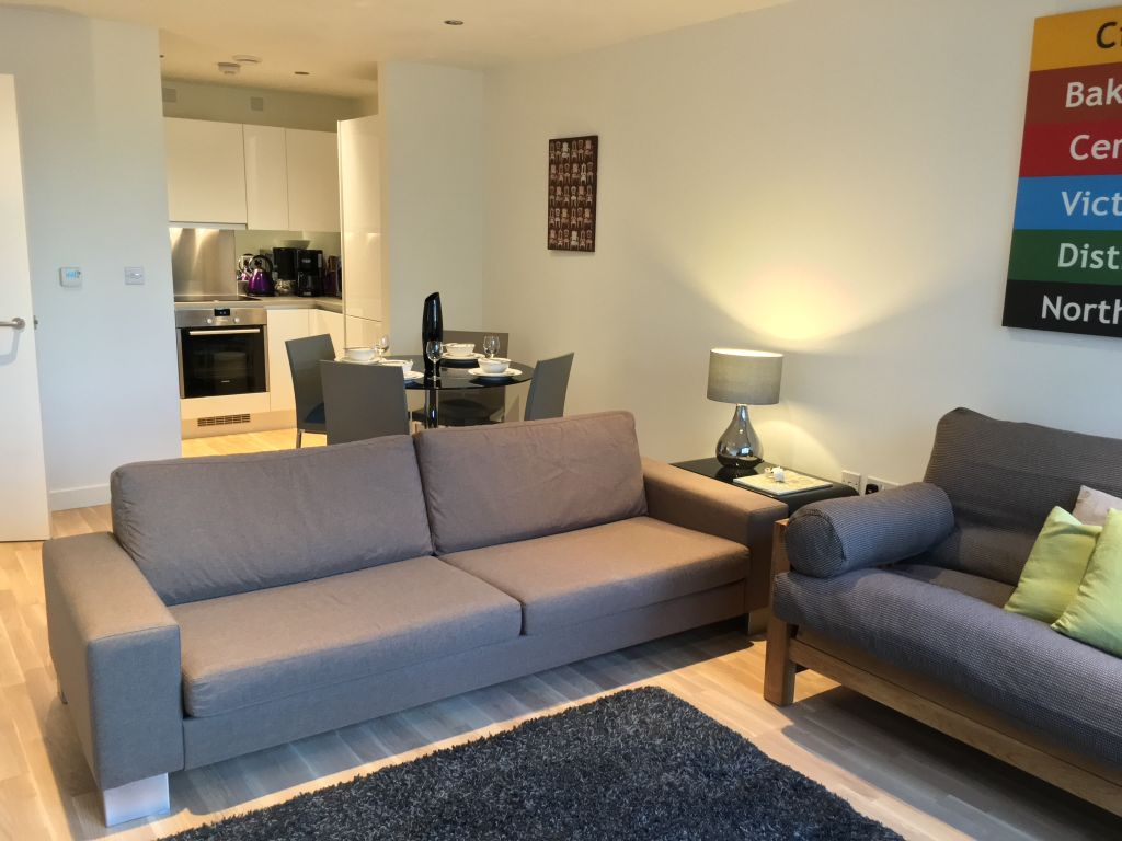 image 1 furnished 1 bedroom Apartment for rent in Wapping, Tower Hamlets