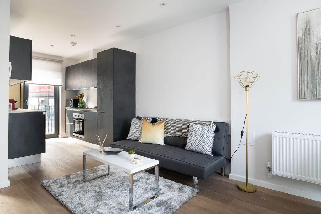 image 1 furnished 2 bedroom Apartment for rent in Kentish Town, Camden