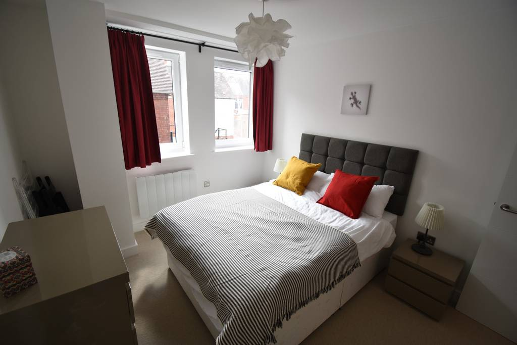 image 1 furnished 1 bedroom Apartment for rent in Earlsdon, Coventry