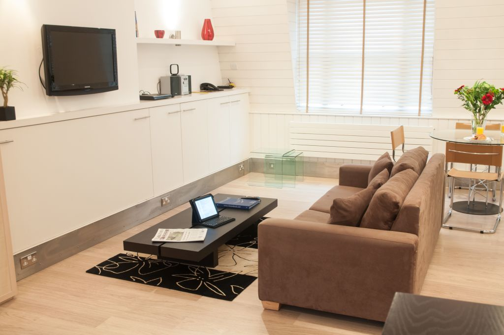 image 4 furnished 1 bedroom Apartment for rent in Bishopsgate, City of London
