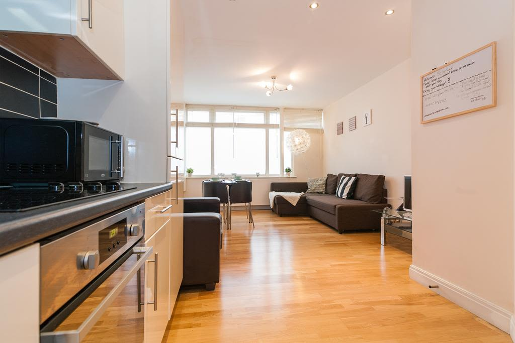 image 3 furnished 1 bedroom Apartment for rent in Barnsbury, Islington