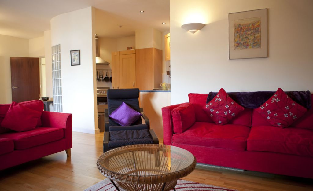 image 3 furnished 2 bedroom Apartment for rent in Ipswich, Suffolk