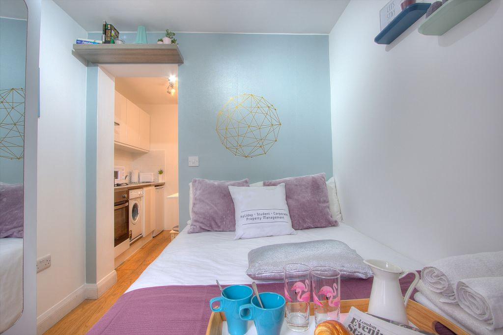 image 1 furnished 1 bedroom Apartment for rent in Kensal Green, Brent
