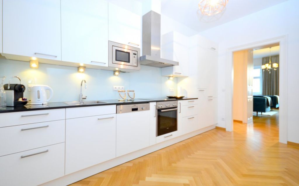 image 8 furnished Studio bedroom Apartment for rent in Innere Stadt, Vienna
