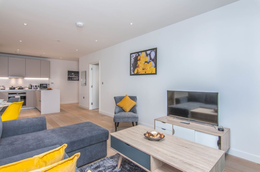 image 5 furnished 2 bedroom Apartment for rent in Wembley, Brent