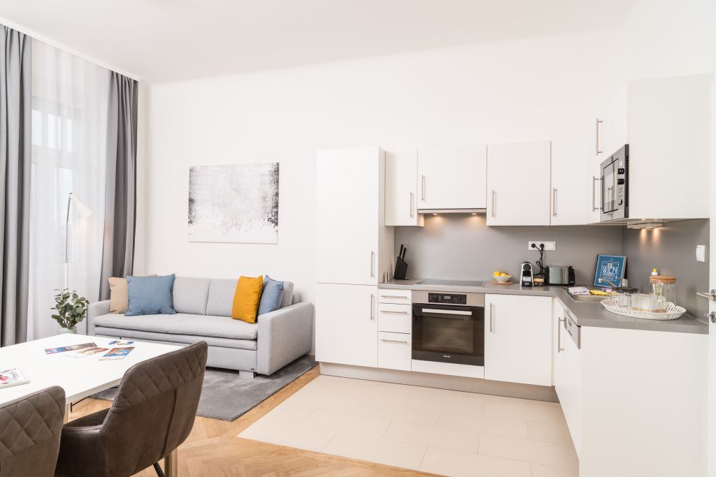 image 5 furnished 1 bedroom Apartment for rent in Donaustadt, Vienna