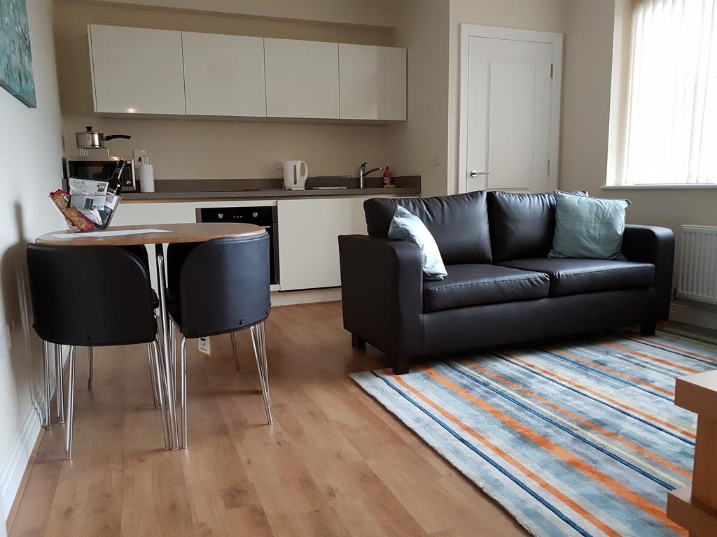 image 1 furnished 1 bedroom Apartment for rent in West Drayton, Hillingdon