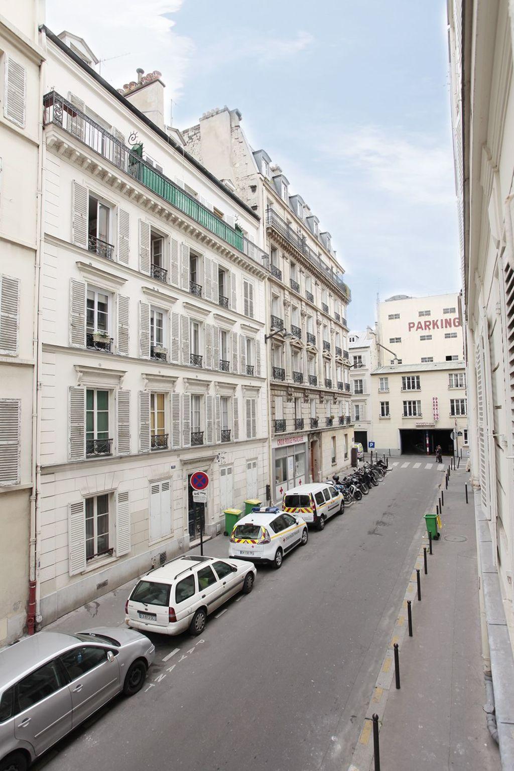 Rue Claude Pouillet