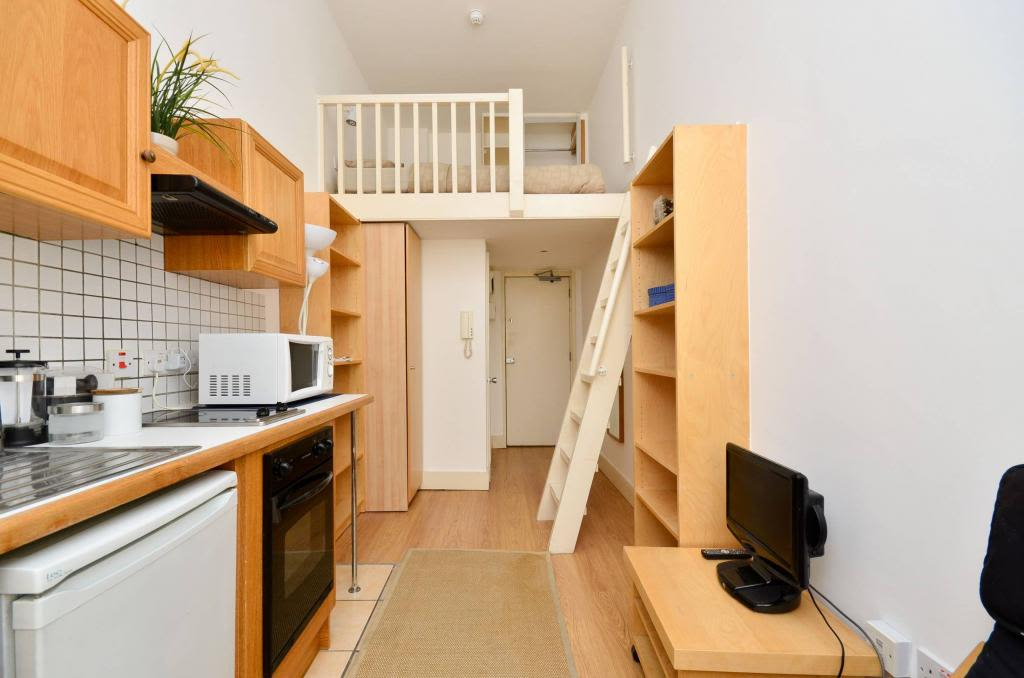 image 1 furnished 1 bedroom Apartment for rent in Earls Court, Kensington Chelsea