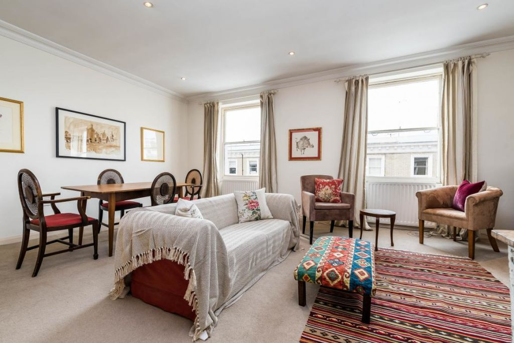 image 1 furnished 2 bedroom Apartment for rent in Earls Court, Kensington Chelsea