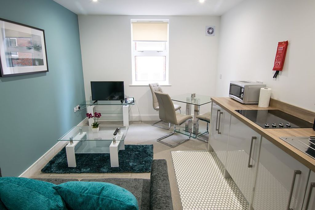 image 2 furnished 1 bedroom Apartment for rent in Stratford on Avon, Warwickshire