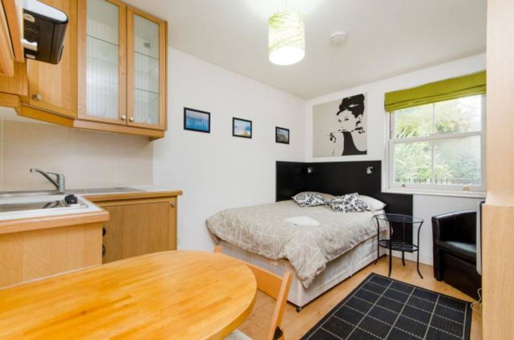 image 2 furnished 1 bedroom Apartment for rent in Chalk Farm, Camden