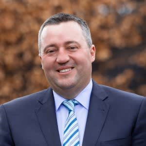 Property Agent Rob Forbes
