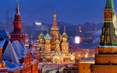 Moscow Holidays – Why not try Russia? You don't need a visa!
