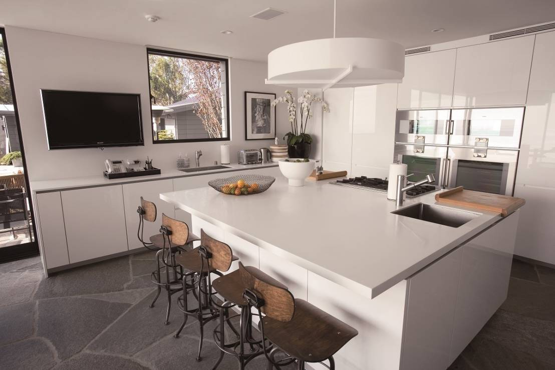 Awesome Cucine Con Isola Centrale Moderne Images - harrop.us ...