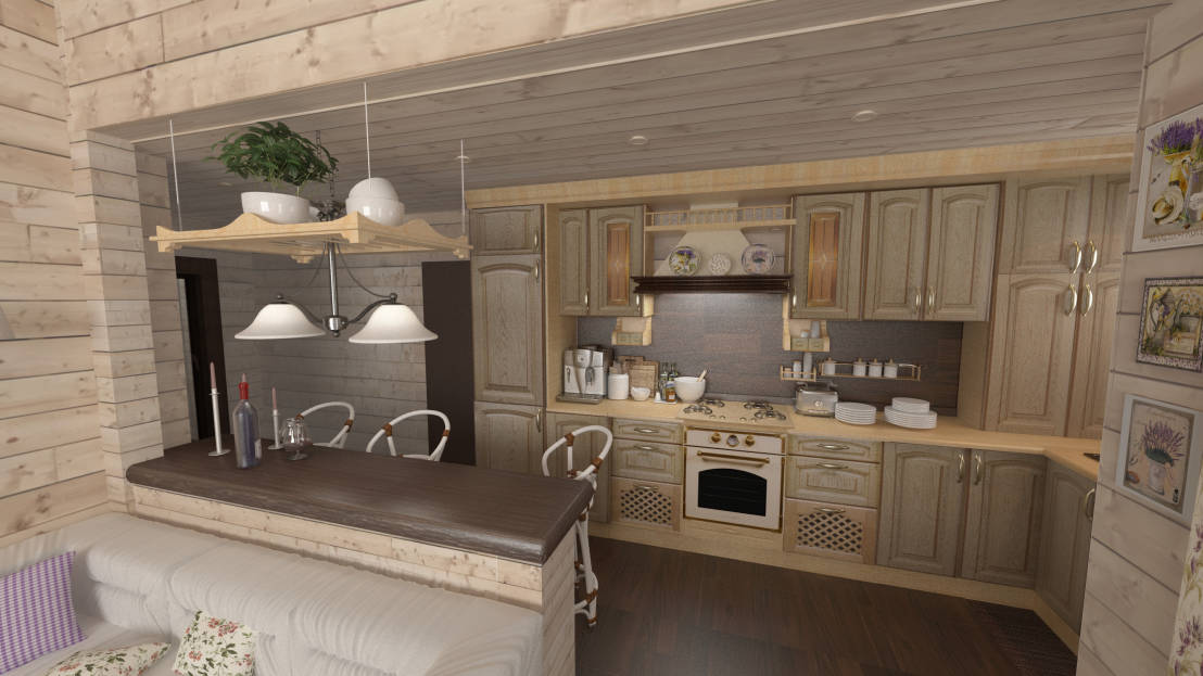 Bien-aimé Emejing Cucina Stile Country Chic Photos - Skilifts.us - skilifts.us XR33