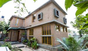 asian Houses by Biome Environmental Solutions Limited