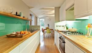 Kitchen remodelling in South Bristol: Modern Kitchen by DHV Architects