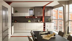 schmidt k chen kitchen manufacturers in t rkism hle homify. Black Bedroom Furniture Sets. Home Design Ideas