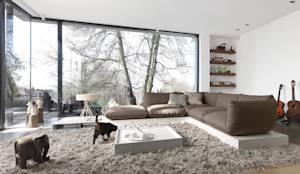 Classic Living room by STREIF Haus GmbH