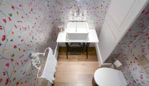 The Broadway, SW19 - Extension & Bathroom Renovation: classic Bathroom by Grand Design London Ltd