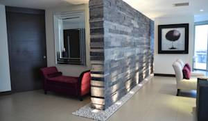 modern Living room by TREVINO.CHABRAND / Taller de Arquitectura