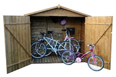 Direct abris porte basculanti garage a paris homify for Garage velo paris