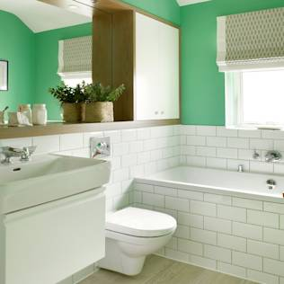 Bathroom ideas designs inspiration pictures homify Do your own bathroom design