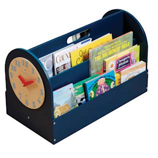 Tidy Books Children's Book Box--blue : Storage by Tidy Books