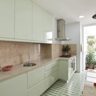 Rooms homify for Cocinas schmidt vitoria