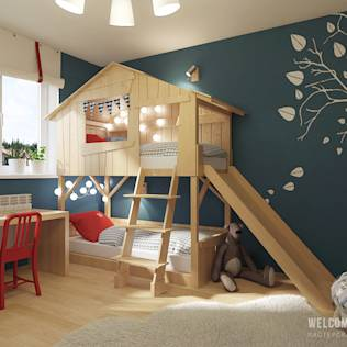 Eclectic style nursery/kids room by ?????????? ??????? Welcome Studio