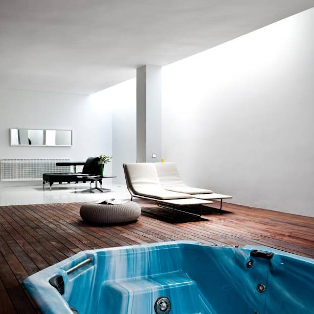 Spa – The White House : Spa modernos de Bernadó Luxury Houses