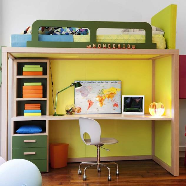 Modern Nursery/kid's room by MOBIMIO—Räume für Kinder
