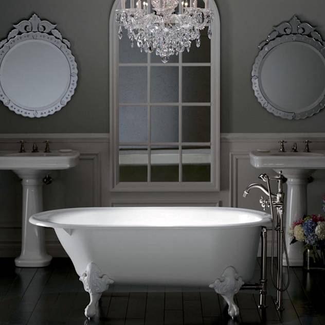 Bathtubs & showers by Gama Elite