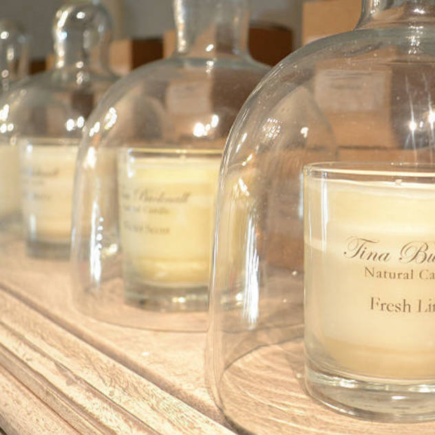 Tina Bucknall Scented Candles : Accessories & decoration by Tina Bucknall
