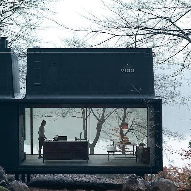 Vipp Shelter : by Vipp
