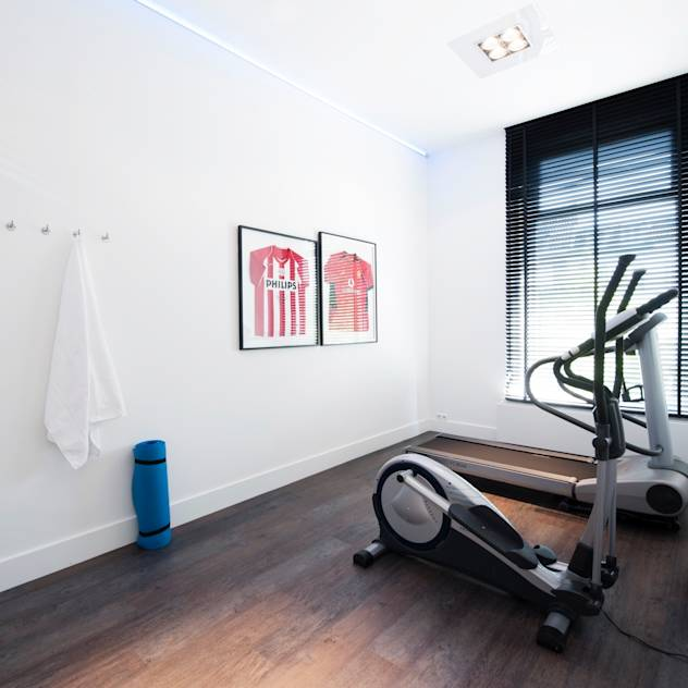 Modern gym by Mood Interieur