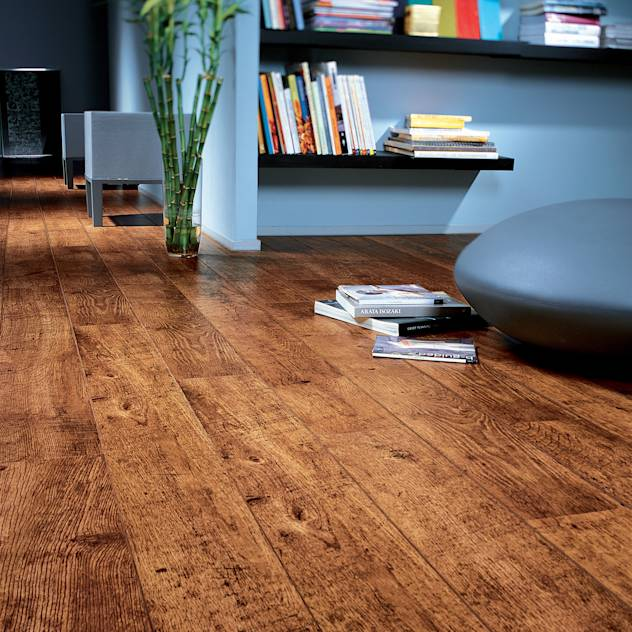 Antique Oak : Wall & floor coverings by Quick-Step