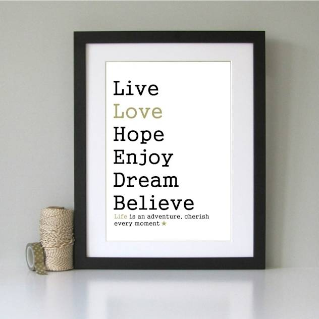 Inspirational wall art : Immagini & Dipinti di Always Sparkle