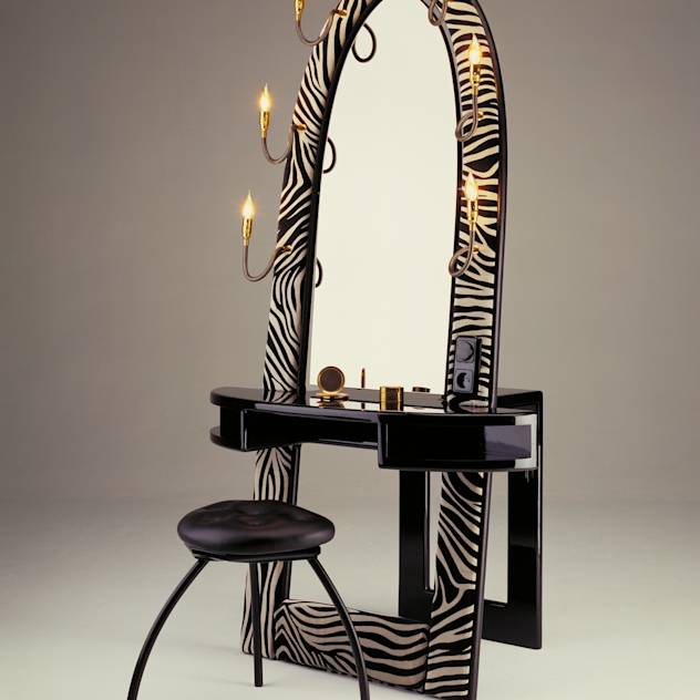 Coiffeuse L'animal et Léopard : Colonial Dressing tables by George van Engelen Design