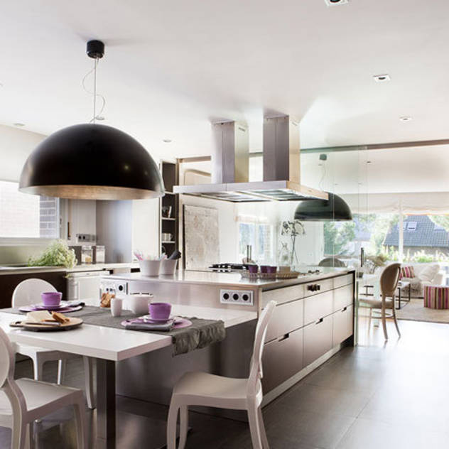Eclectic style kitchen by Deu i Deu