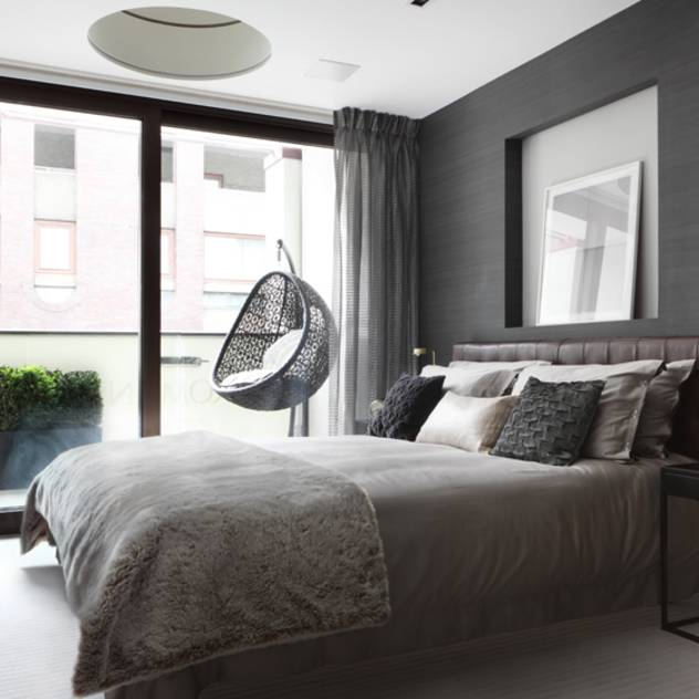 Interiors how to achieve a boutique hotel style bedroom for Boutique bedroom designs