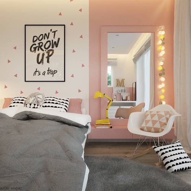A Kid\'s Bedroom // Makeover Ideas | Birds and Lilies