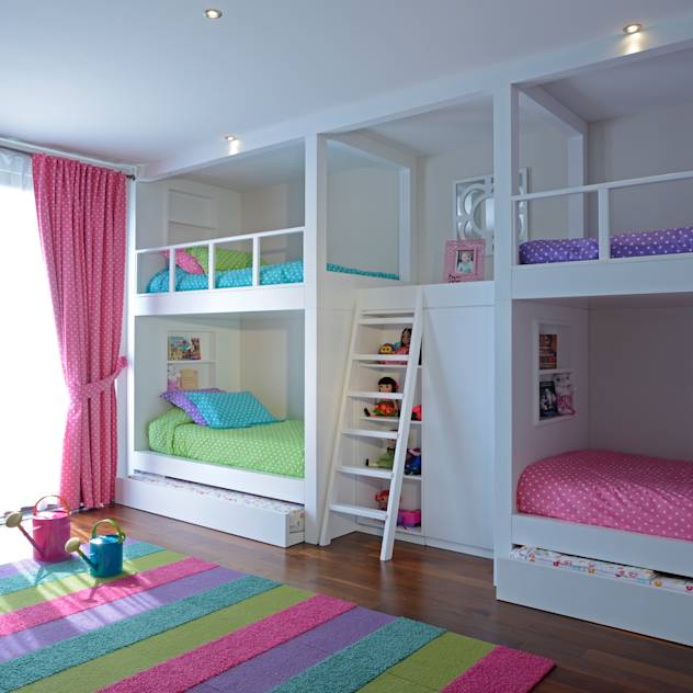Decoracion recamaras infantiles for Ideas decoracion recamaras