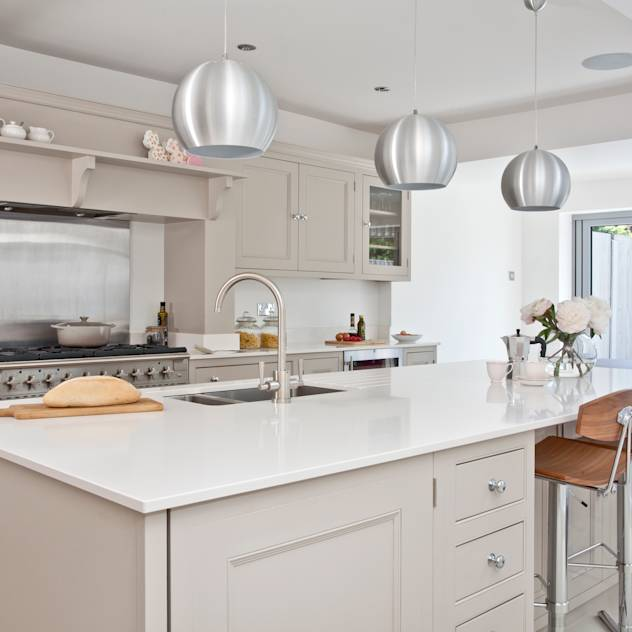 London Modern Kitchen Extension : Modern kitchen by A1 Lofts and Extensions